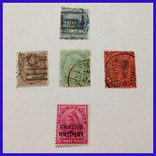 Independent Nation Postage Indian Stamps (Pre-1947)