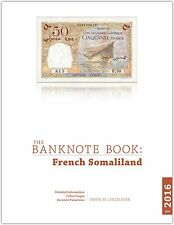 French Somaliland chapter from best catalog of world notes, The Banknote Book