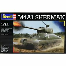 Revell 1/72 M4A1 Sherman # 03196