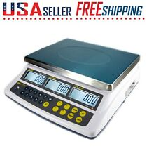 Easy Weigh Ck 60 Price Scale Rechargeable Battery Operated Lcd 60 X 001 Lb Ntep