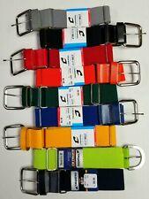 Baseball Softball Belt Various Colors Youth Adult Elastic Adjustable BRAND NEW