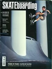 2013 Transworld SKATEboarding Magazine: Raven Tershy/Video Issue/DGK Shocks