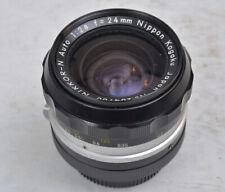 Exc Nikon Nikkor N Auto 24mm f/2.8 Non Ai Lens #284760