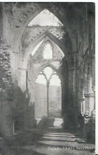 Wales Postcard - Tintern Abbey - Nave East - Monmouthshire - Ref ZZ5444