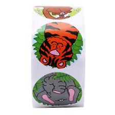 Animal Cartoon Masking Tape Scrapbook Roll Paper Adhesive Sticker Craft IT