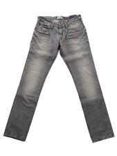 Tommy Hilfiger - Herren Jeans - Scanton DXG -Slim- Denim - Grau-