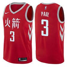 watch 9ff8b c6180 Chris Paul Houston Rockets NBA Fan Jerseys for sale   eBay