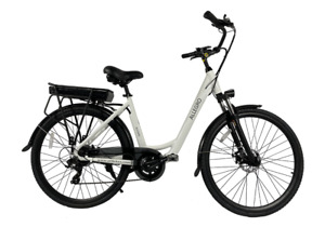 Ebike Electric Lady Bike Bicycle 350W 36V 10AH Lithium Battery  PAS Throttle