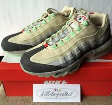 "NIKE AIR MAX 95 ""HALLOWEEN""  Sz US9.5 UK8.5 EU43 QS 717599-100 HW 2014 Glow Dark"