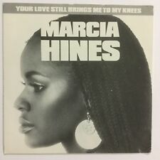 "Marcia Hines Yourlove Still Brings Me To My Knees Picture Cover 7"" Record"