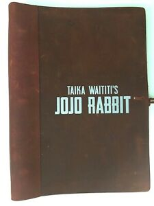 JOJO RABBIT Cast Signed FYC Script TAIKA WAITITI + 7 More 2019 OSCAR Promo