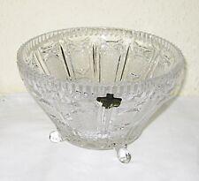 Kristallglas Schüssel