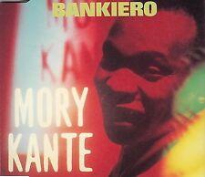 Mory Kanté Maxi CD Bankiero (Long Disco Version) - France (EX+/EX+)