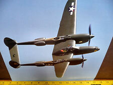 World War II Fighter Lockheed P38 Lightning Picture from 2007 Calendar