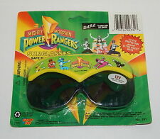 1993 Mighty Morphin Power Rangers Sunglasses by Gordy Toy SEALED