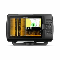 Garmin STRIKER Plus 7sv Fishfinder with CV52HW-TM Transducer 010-01874-00