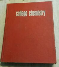 Vtg 1968 College Chemistry Book: Quantitative Analysis 3rd Ed. Raytheon Edu