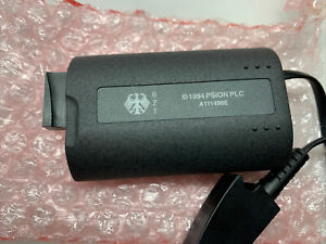 Very Rare: GERMAN Adapter 1601 0029-01 for the Psion Travel Modem(1900-0023-01)
