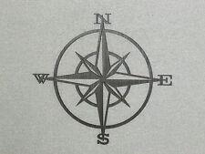 Nautical Compass Rose Wall Hanging Art Decor