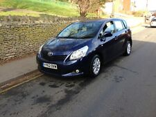 Toyota Verso 2.0 D-4D 2012 SAT NAV REVERSE CAMERA 7 SEATER