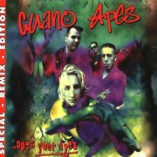 Guano convincerci Open Your Eyes (Special-Remix-edition, 1997) [Maxi-CD]