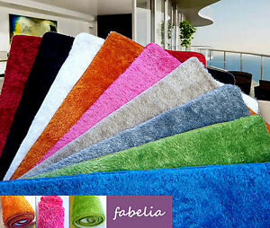 Shaggy Teppich Flairy - Farbenfroh und Weich