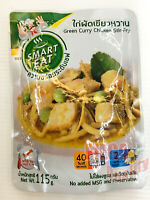 SMART EAT Green Curry Chicken Stir-fry Thai Food Ready Meal Instant Food 115g