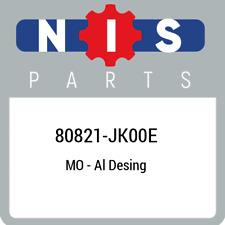 80821-JK00E Nissan Mo - al desing 80821JK00E, New Genuine OEM Part