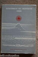 Ostasienreise des Architekten FRA. Indien/Thailand/Hongkong/Japan. F. Rüegsegger