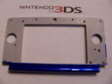 Nintendo 3DS  Housing Top inside face plate Cover Dark Blue Shell Repair Part