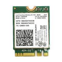 Intel Dual band Wireless-AC 7260 7260NGW Bluetooth BT4.0 NGFF 867Mbps Wifi Card