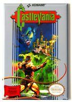 Castlevania Circle of the Moon FRIDGE MAGNET video game box