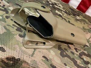 Tactical safari holster COLT 1911 Right hand Holster Coyote tan airsoft