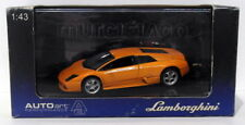 Autoart 1/43 Scale Diecast 54512 - Lamborghini Murcilago Metallic Orange