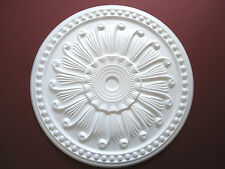 Ceiling Rose Size 400mm - 'Balmoral 2' Lightweight Polystyrene *We Combine P&P*