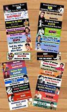 ELVIS PRESLEY Jukebox Title Strips Vol.4