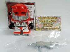 """Loyal Subjects Transformers MIRAGE """"Red"""" Edition Series 3 Hot Topic Exclusive"""