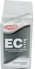 EC-1118 Wine and Cider Yeast  125g- For the Home brew Hobbyist