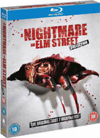 A Nightmare Sur Elm Street 1 Pour 7 Blu-Ray (1000242944)