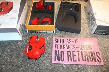 Mad Catz Cyborg RAT R.A.T. 9 Wireless Gaming Mouse FOR PARTS 09709