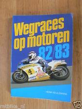 784 WEGRACE OP MOTOREN 1982-83,UNCINI,LAZZARINI,NIETO,RADIGUES,MANG,BALDE,CROSBY