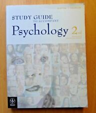 Description Psychology: 2nd Australian and New Zealand edition helps to deliver