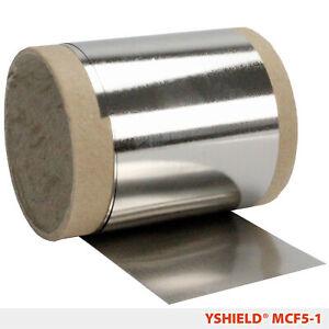YSHIELD® Magnetfeld-Abschirmfolie MCF5   MF   Breite 5 cm   1 Meter