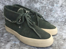 Visvim Green Suede Flynt Sneaker Size 10 Authentic No Box Open to Offers