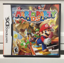 ** Mario Party - Nintendo DS - Used/Good - Free Shipping!