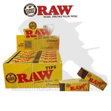 1 X BOX RAW Filtri Di Carta Confezione Filtro Da 50 Blocchetti Da 50 Filtri Tips