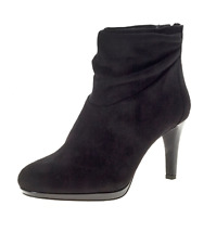 NEW ~ Bandolino Women's Booties Boots Shoes Size 9 M Black Super Cute!