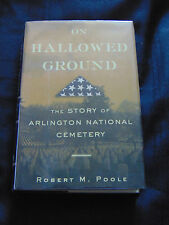 SIGNED to Haydn Williams ON HALLOWED GROUND by Robert M. Poole (2009-Hardcover)