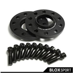 4x10mm 7075T6 Wheel Spacer+ 20pcs Bolt For BMW 5 Series F10/F11/F07 Sedan xDrive