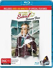 Better Call Saul Season 5 Blu Ray 3 Disc Set